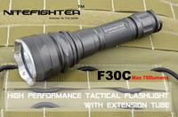 Фонарь тактический NiteFighter F30C 1xXML-U2 (Комплект)