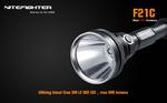 Фонарь тактический NiteFighter F21C 1xXML-U2 (Комплект)