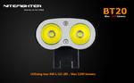 NiteFighter BT20 2 диода XM-L U2   честных 1200Lm (Комплект)
