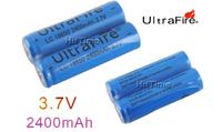 Аккумулятор UltraFire 18650  2000мАч 3,7В Синие