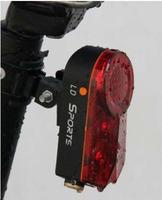 Габарит треугольный лазерный  EPLR- 072R красный с датчиком торможения