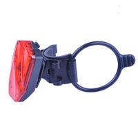 Фара SUPERLLAVA Lightmalls HJ-031 RED  (4 диода 0,25Вт)