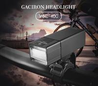 Gaciron V6C-400  диод XPG2 400 Люмен НОВИНКА (Комплект с аккумулятором и проводным пультом)