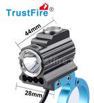 Фара велосипедная TRUSTFIRE TR-D0017 1xXML-U2 USB 600Lum (КОМПЛЕКТ)