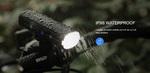 Gaciron V20S-1500  1диод 1400Люмен + 1диод 100Люмен НОВИНКА (Комплект с аккумулятором, крепежом и проводным пультом)